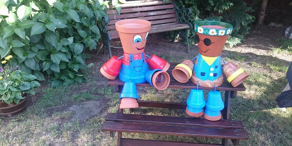 Plant Pot People Workshop