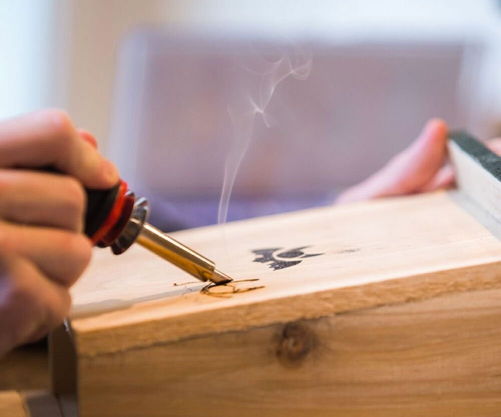 Woodburning for beginners