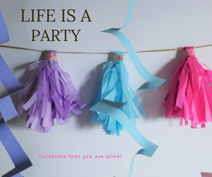 MayInspire - life is a party