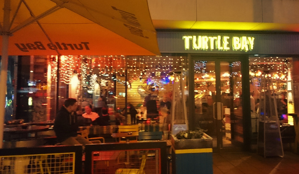 Turtle Bay review