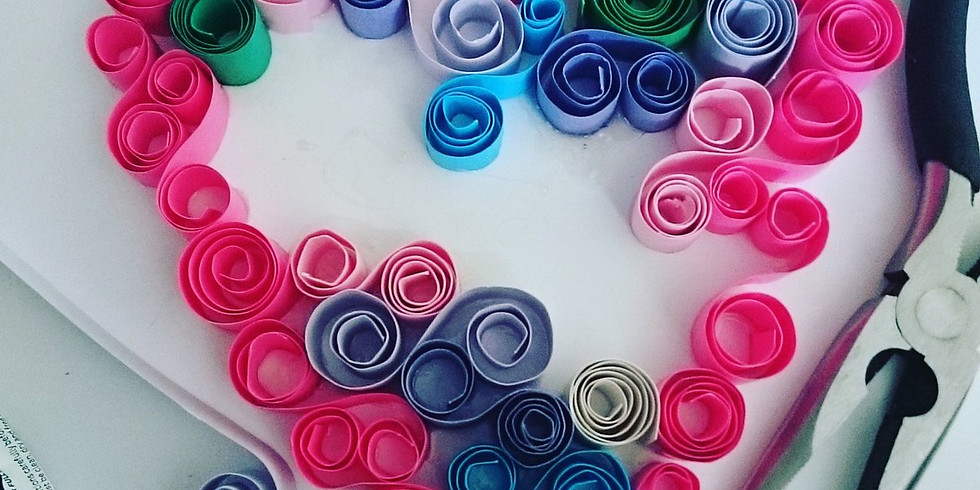 Discover 3D Quilling