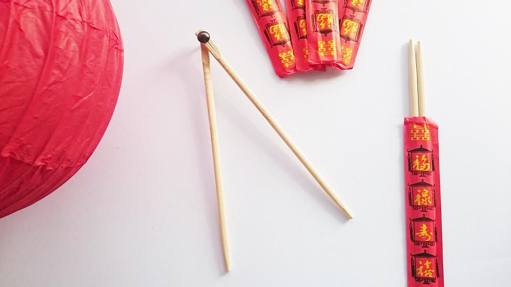 Chopstick Upcycle DIY