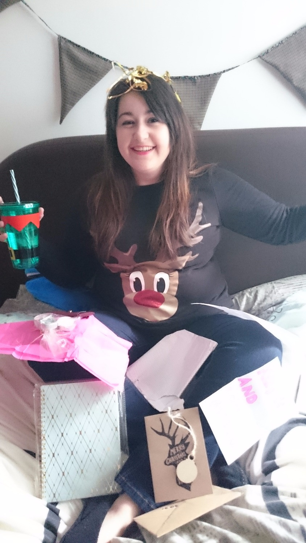 MayInspire Christmas Craft and Cocktail Blog