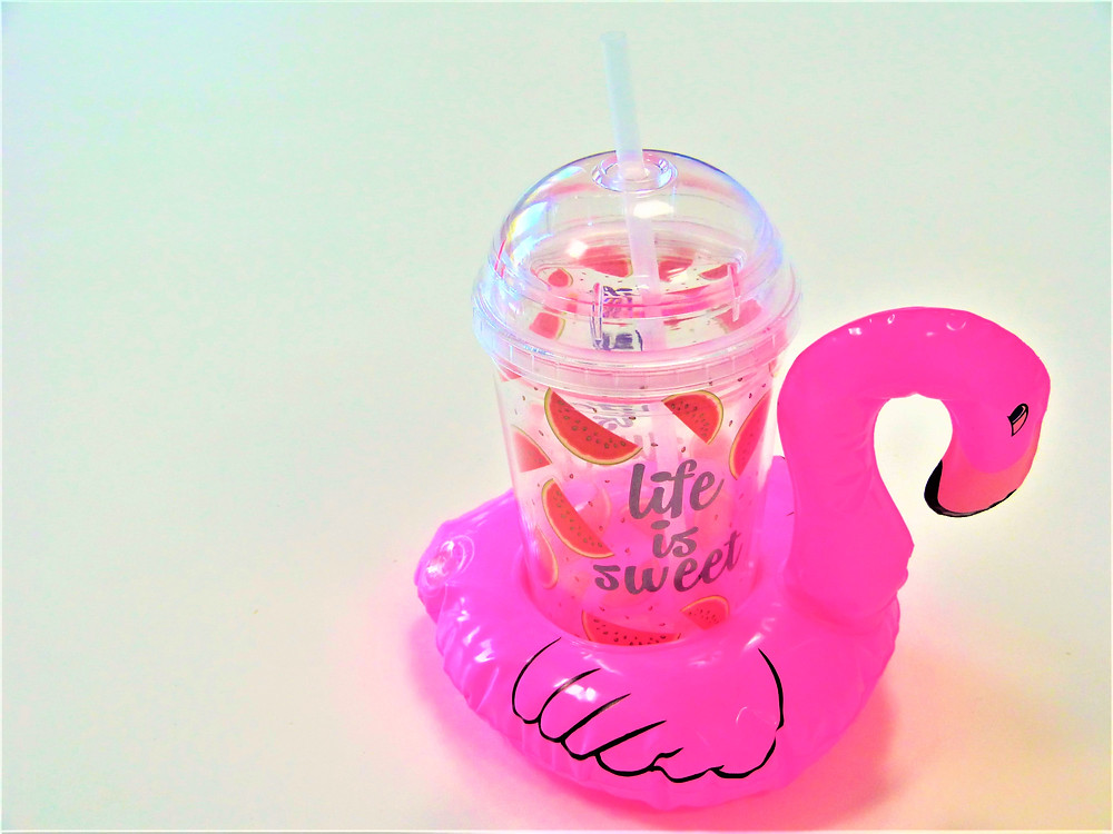 MayInspire flamingo cup holder