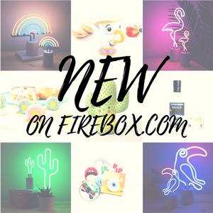New on FIREBOX