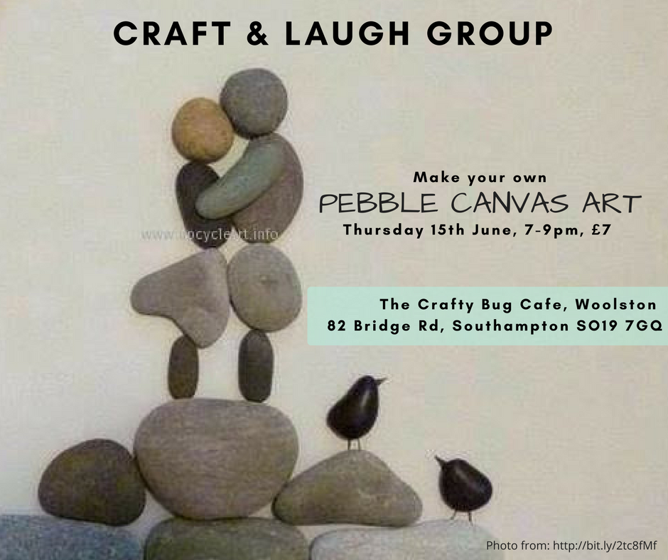 Pebble Art - Woolston Craft Group