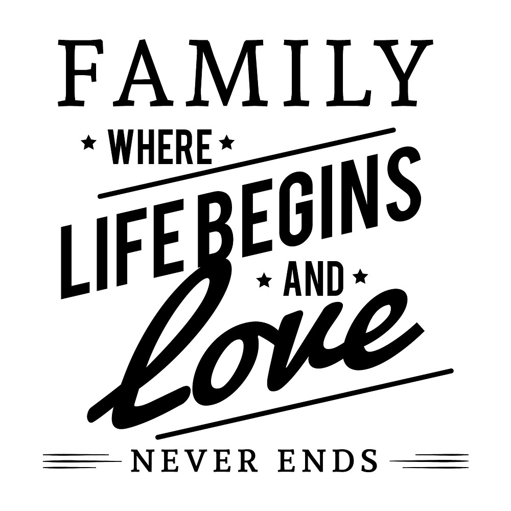 MayInspire Family Love Quote