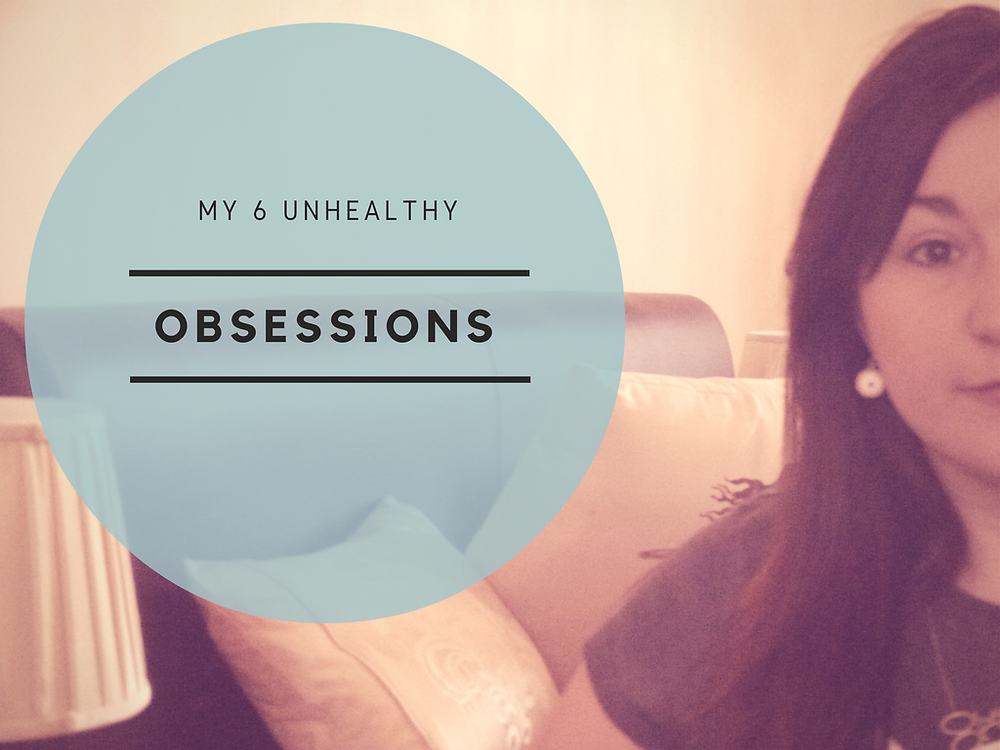 MayInspire 6 Unhealthy Obsessions