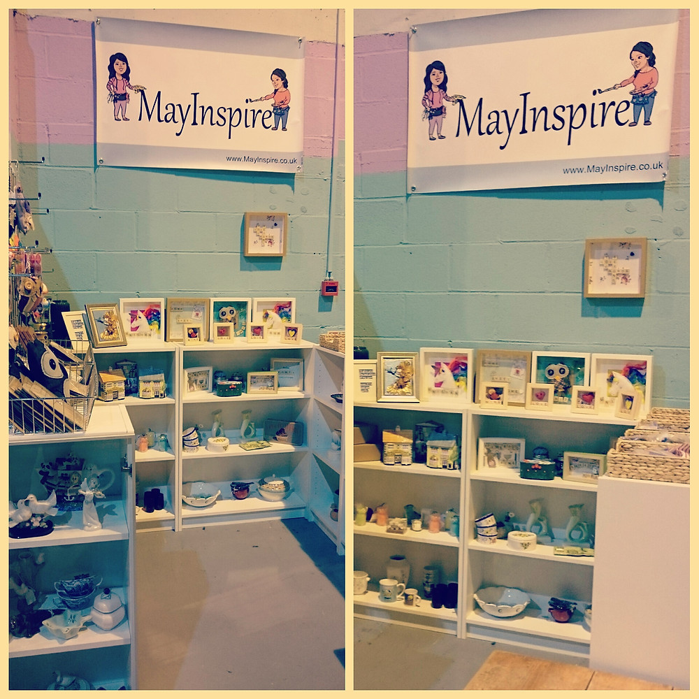MayInspire Shop at Robins Nest Emporium