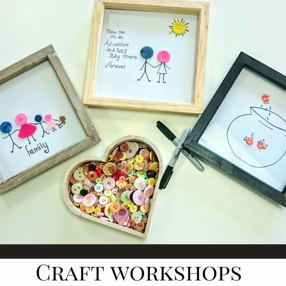 Adult craft workshop in Southampton, Hampshire