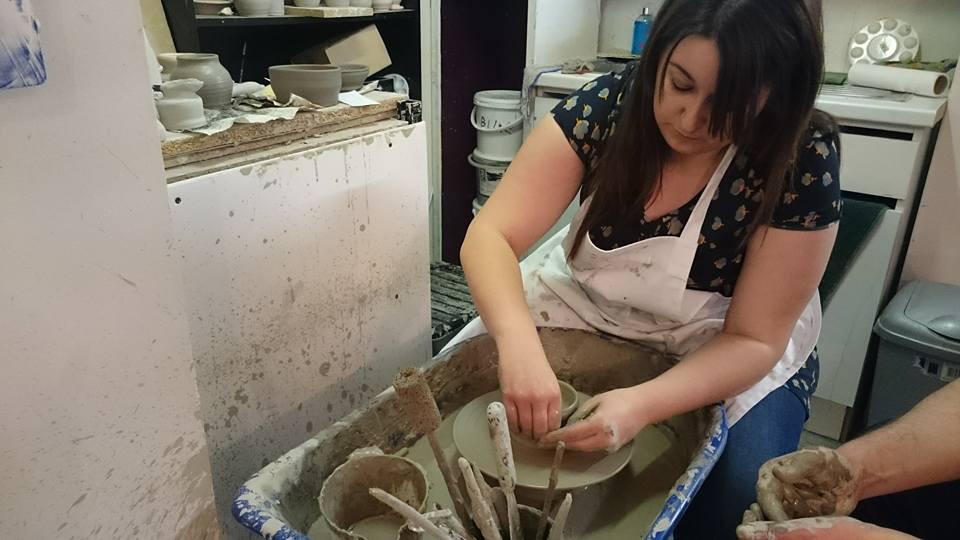 MayInspire Pottery Making