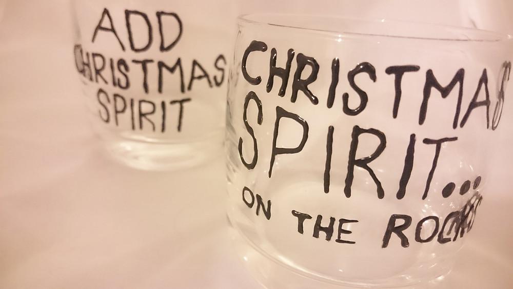 Funny Spirit Glasses
