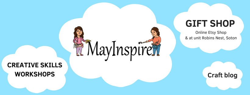 MayInspire craft workshops and gift shop