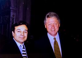 2021-01 Roger with President Clinton.jpg