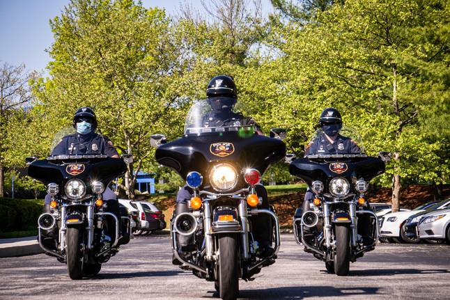 MDOT MTA Police On Wheels