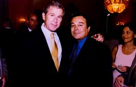2021-01 Roger with President Bush.jpg