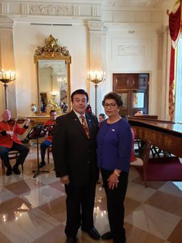 Former U.S. Treasurer and SBA Administra