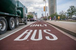 Dedicated Lanes in Baltimore