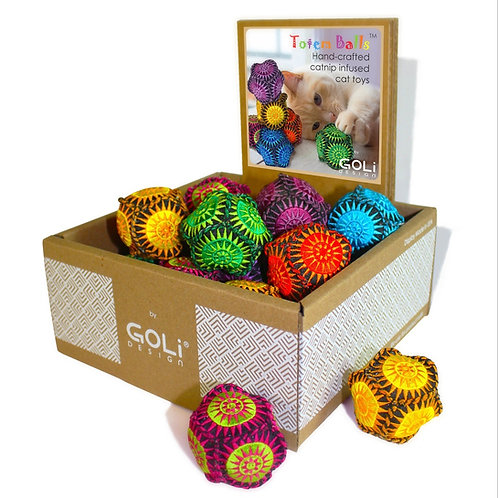 Totem Balls Initial Stocking Order - ISO