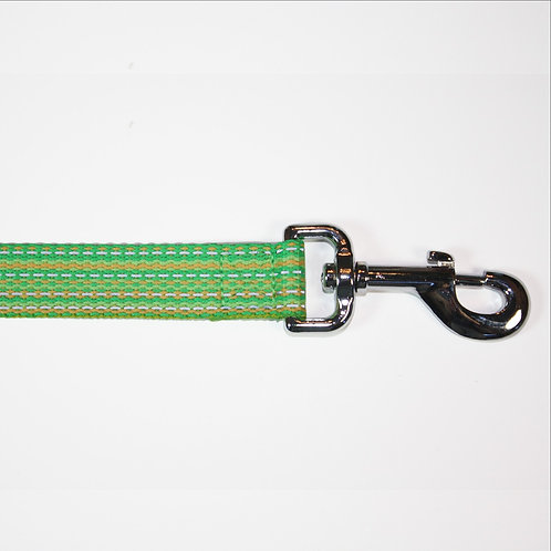 Haight Ashberry Reflective Dog Leash - Kiwiberry Large