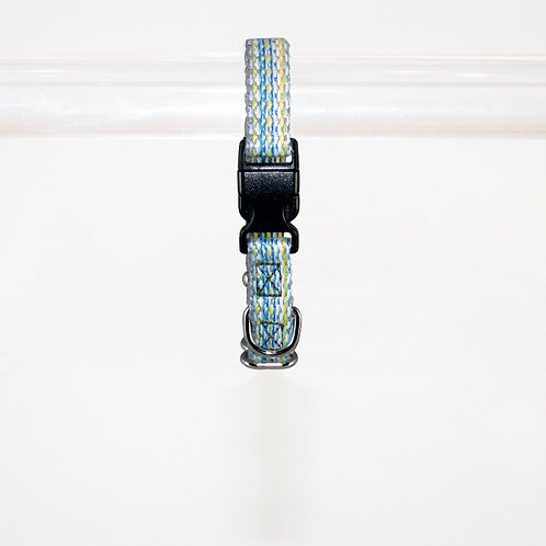 Haight Ashberry Dog Collar - Blueberry - Extra Small