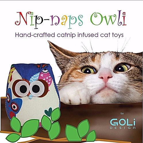 Nip-Naps Owli Cat Toys