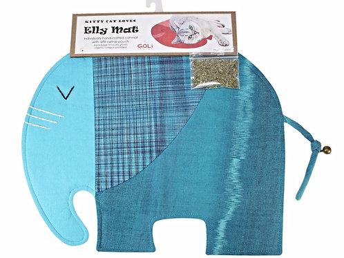 Elly cat mat - Blue