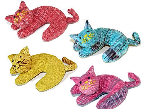 Nip-naps & Curly Catnip Infused Cat Toys - Curly Kitties