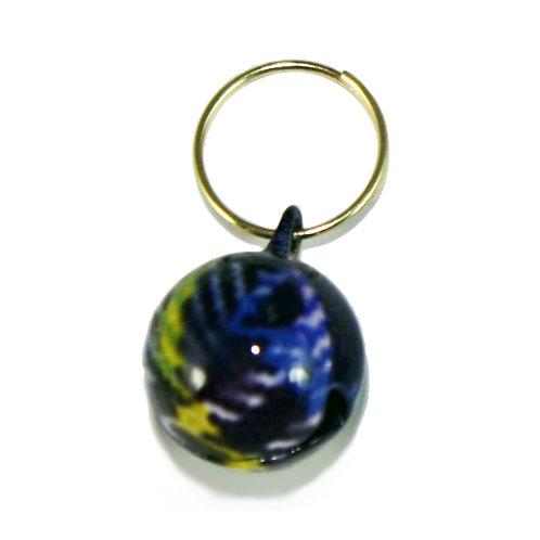 Large Blue Iris Pixi Bell