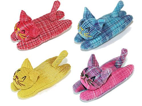 Nip-naps & Curly Catnip Infused Cat Toys - Nip-naps Kitties