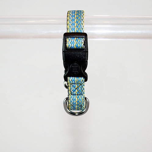 Haight Ashberry Dog Collar - Blueberry - Small