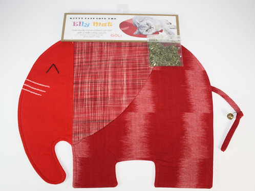Elly cat mat - Red