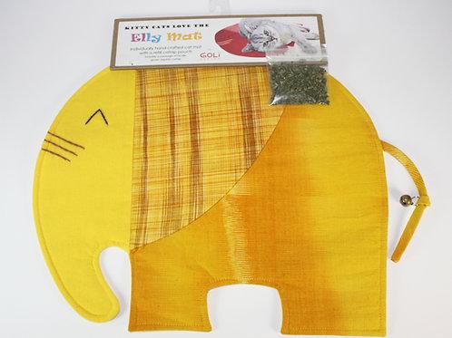 Elly cat mat -Yellow
