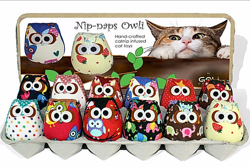 Nip-naps Owli ISO 12 pc Set