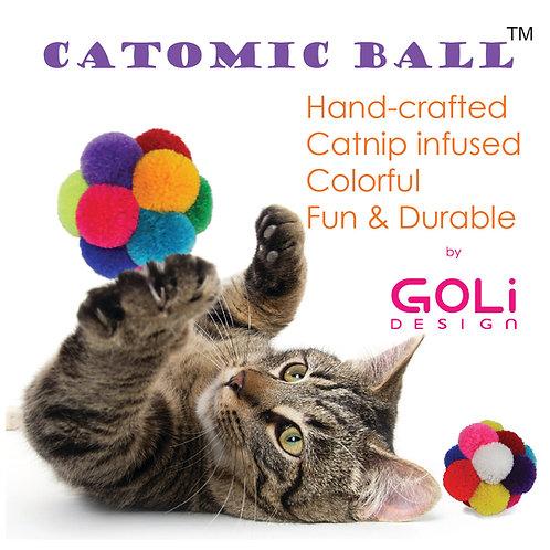 Catomic Ball Cat Toy