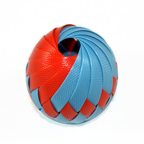 Roli Ball - Orange & Aqua