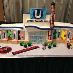 Upper Canada Mall Cake