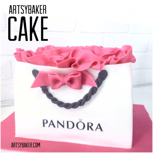 Pandora Bag Cake