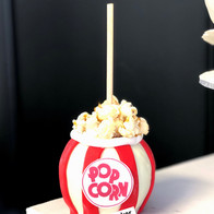 Popcorn Candy Apple
