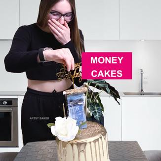 Money Cakes