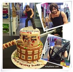 Badass cake