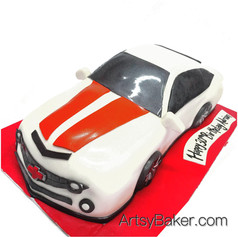 Camero cake