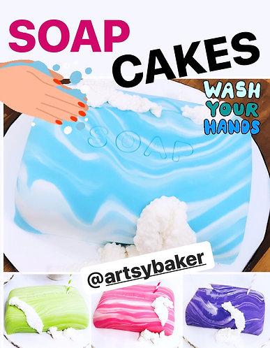 Soap Cake