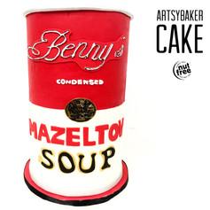 5 Feet of Soup !!!