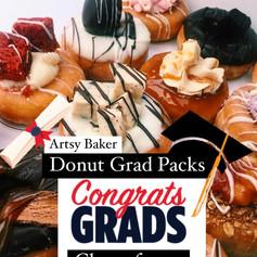 Grad Pack Donuts
