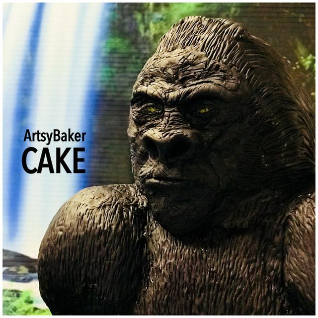 Gorrilla Cake
