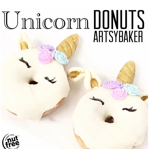 Unicorn Donuts -6pk