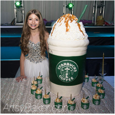 Starbucks...That's alotta java