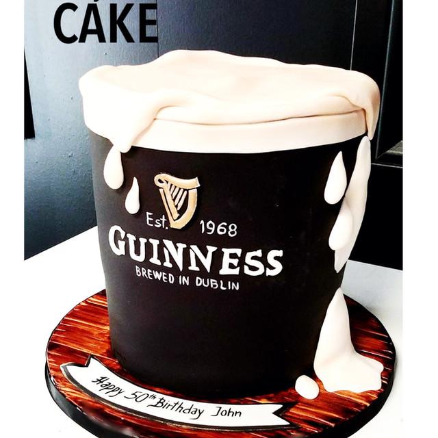 Alchohol Cake