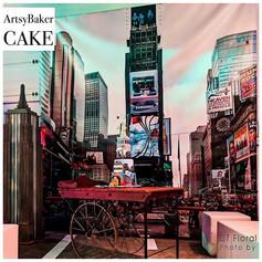 New York New York Cake